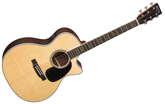 martin guitar announce four new acoustic guitar models the noise room. Black Bedroom Furniture Sets. Home Design Ideas
