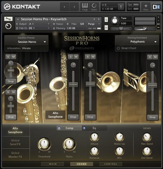 NI_Session_Horns_Pro_Keyswitch_Sound