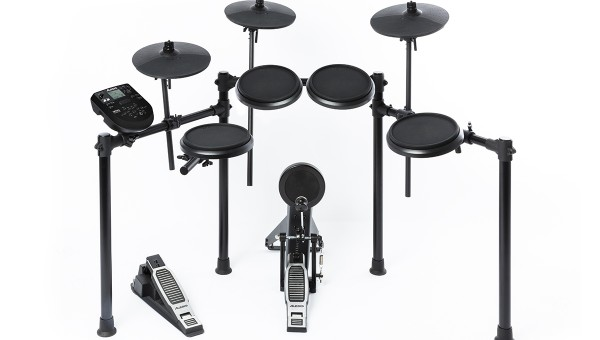 Hands On with the Nitro Electronic Drum Kit from Alesis