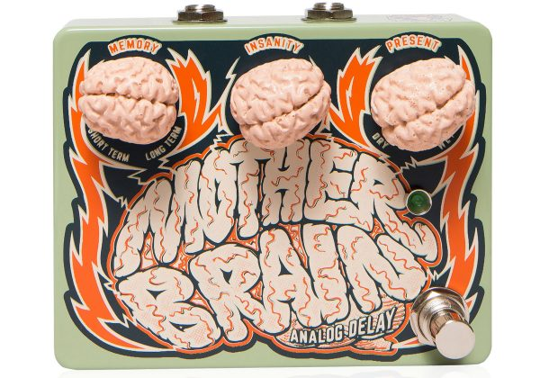 MotherBrain Oozes Delay from Dr. No Effects