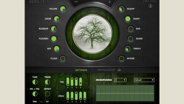 Sonic Forest from Impact Soundworks