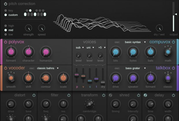 Hands On with VocalSynth from iZotope
