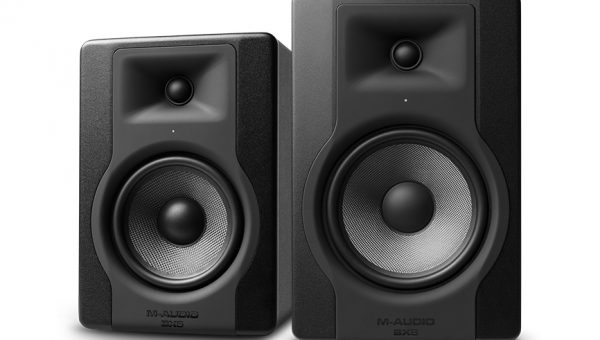 M-Audio Announces New BX D3 Studio Monitors