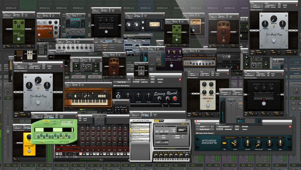 Avid Complete Plug-in Bundle