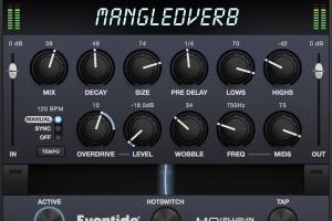 Eventide Announces MangledVerb Plug-in