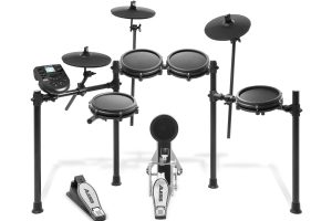 Alesis Announces Nitro Mesh Electronic Drum Kit