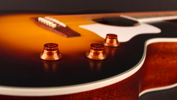 Cort Introduces New CJ-Retro Jumbo Acoustic-Electric Guitar