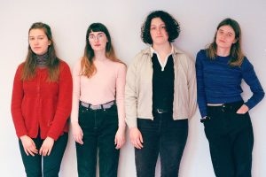 Making Noise – The Ophelias