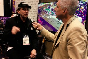 Magnatone Amplifiers at NAMM 2019