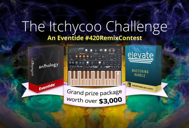 Eventide presents The Itchycoo Challenge