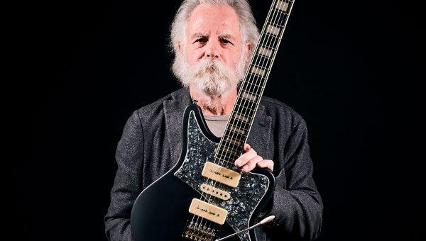 D'Angelico's Premier Bob Weir Bedford Guitar